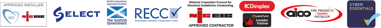 Hosie Electrical Accreditations